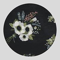 granatowy-kwiaty
